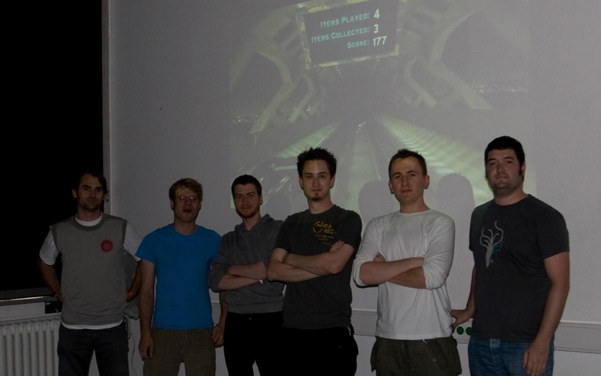 Das Team der Designer.