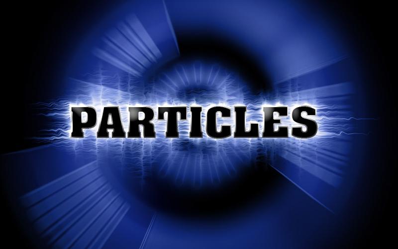Particles ist ein actionreiches Mehrspielererlebnis an einem Multitouch Tisch.